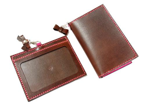 IDカードケースとパスケース