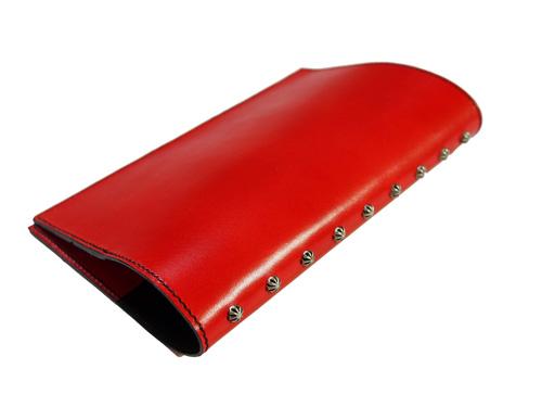 B6サイズ本革ブックカバー